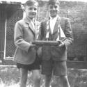 Mein erster Segler 1952